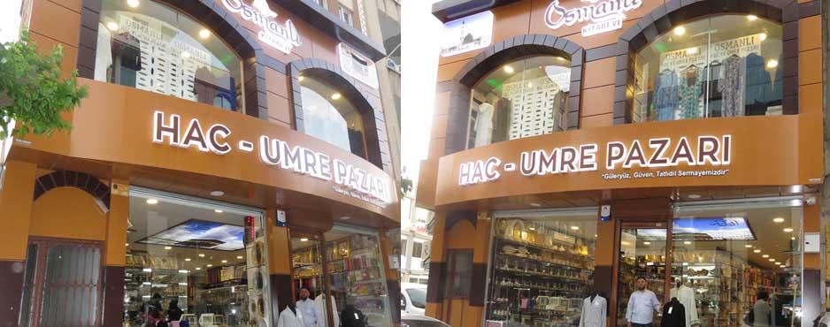 Hac ve Umreye Dahil Ne Varsa
